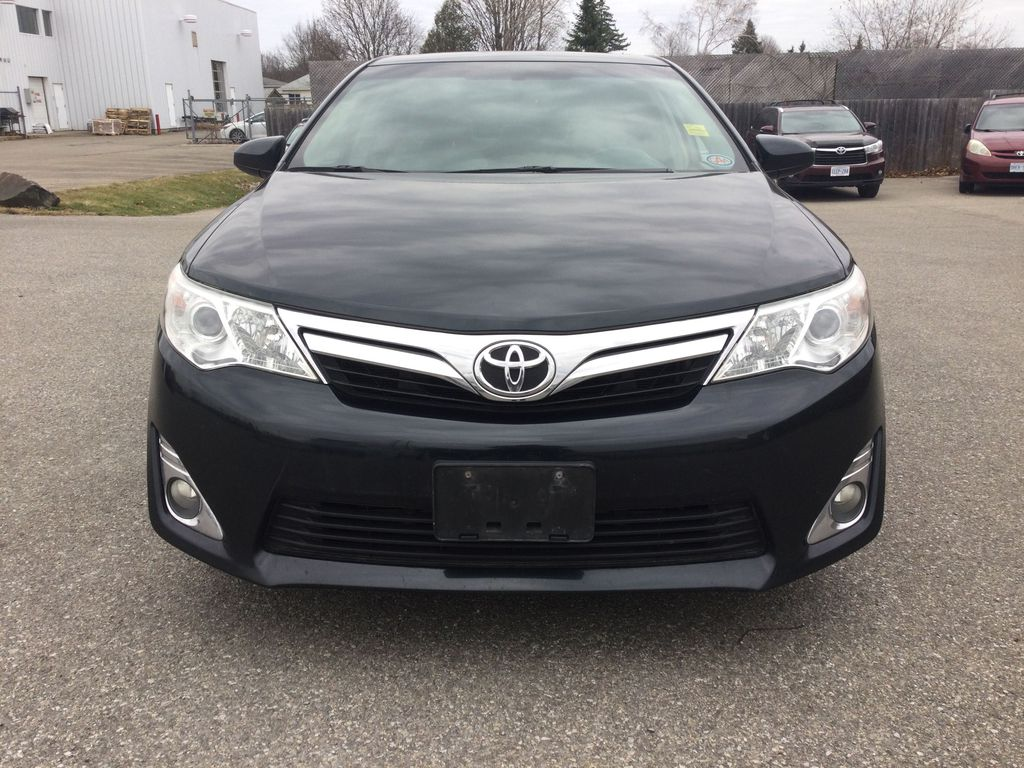 2014 Toyota Camry Front Vehicle Photo in Brockville ON