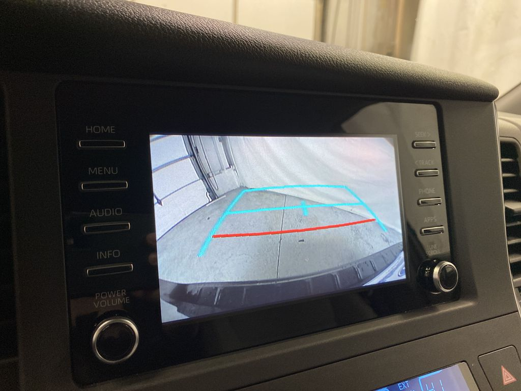 MAGNETIC 2018 Toyota Sienna Backup Camera Closeup Photo in Dartmouth NS