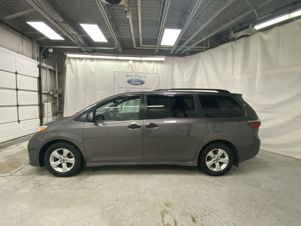 MAGNETIC 2018 Toyota Sienna Left Side Photo in Dartmouth NS