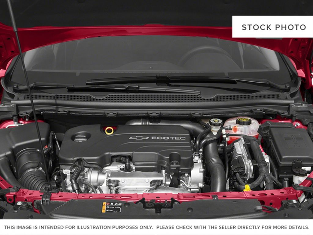 Blue 2018 Chevrolet Cruze Engine Compartment Photo in Medicine Hat AB