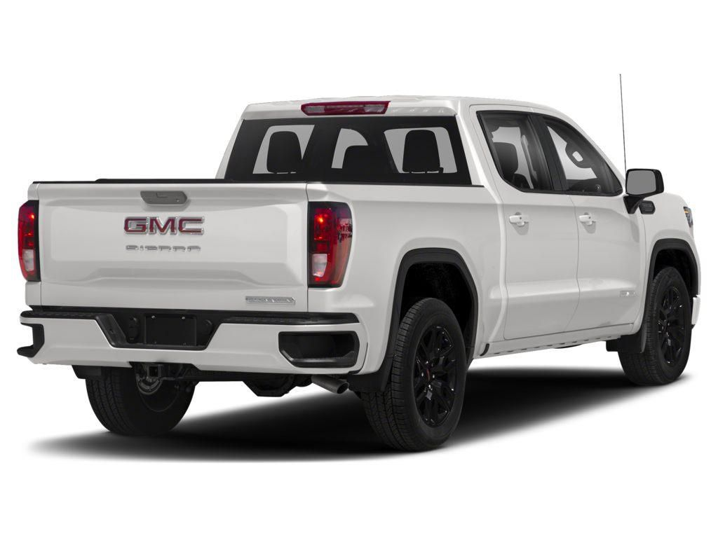 White 2021 GMC Sierra 1500 Left Front Rim and Tire Photo in Brooks AB