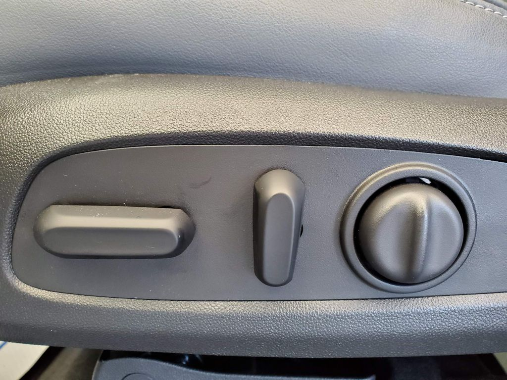 White 2020 Buick Enclave Left Front Interior Photo in Airdrie AB