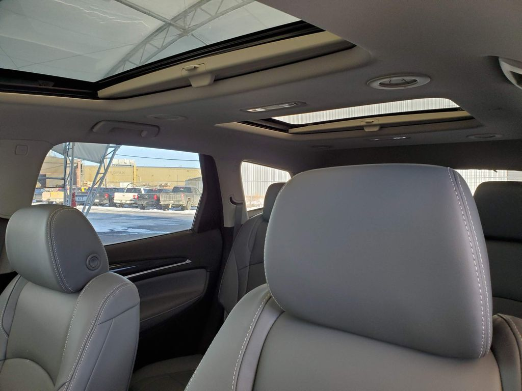 White 2020 Buick Enclave Driver's Side Door Controls Photo in Airdrie AB