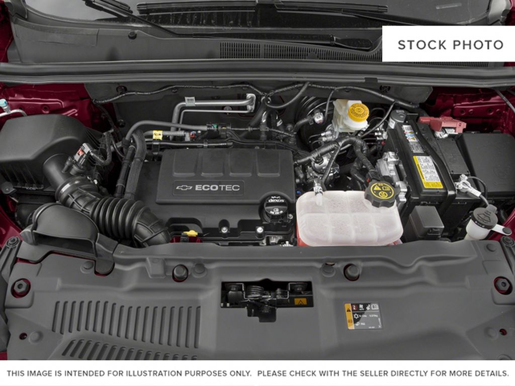 2016 Chevrolet Trax Engine Compartment Photo in Barrhead AB