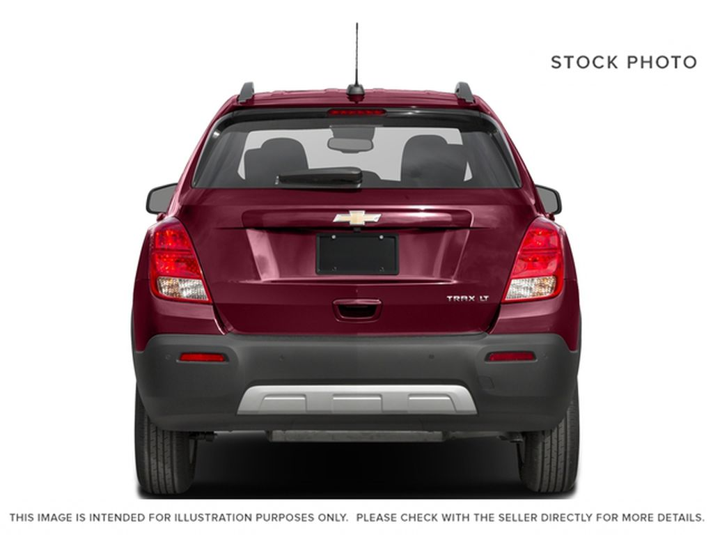 2016 Chevrolet Trax Rear of Vehicle Photo in Barrhead AB