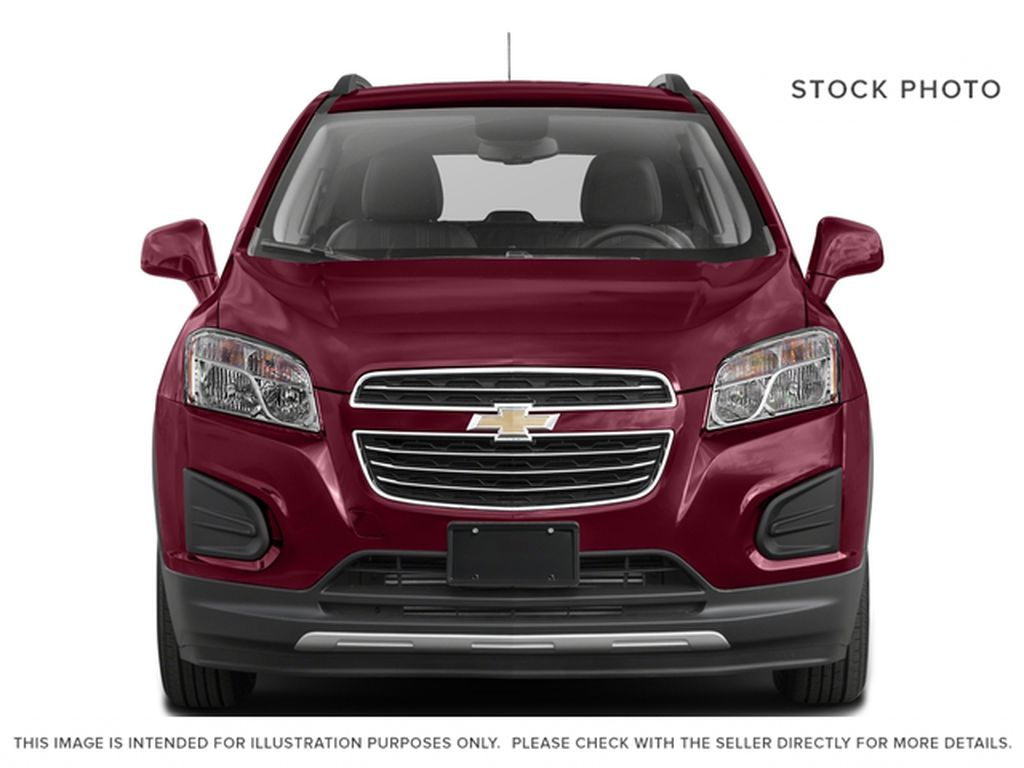 2016 Chevrolet Trax Front Vehicle Photo in Barrhead AB