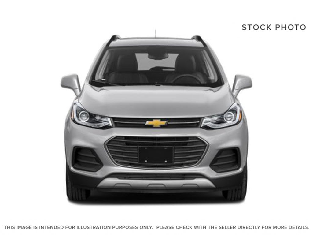 2021 Chevrolet Trax Front Vehicle Photo in Barrhead AB