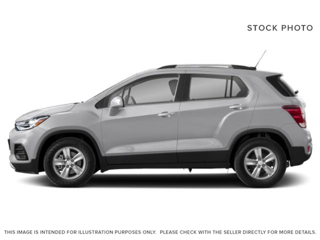 2021 Chevrolet Trax Left Side Photo in Barrhead AB