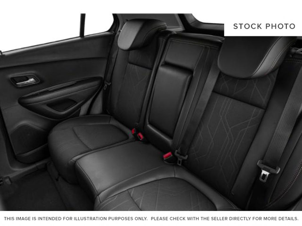 2021 Chevrolet Trax Left Side Rear Seat  Photo in Barrhead AB