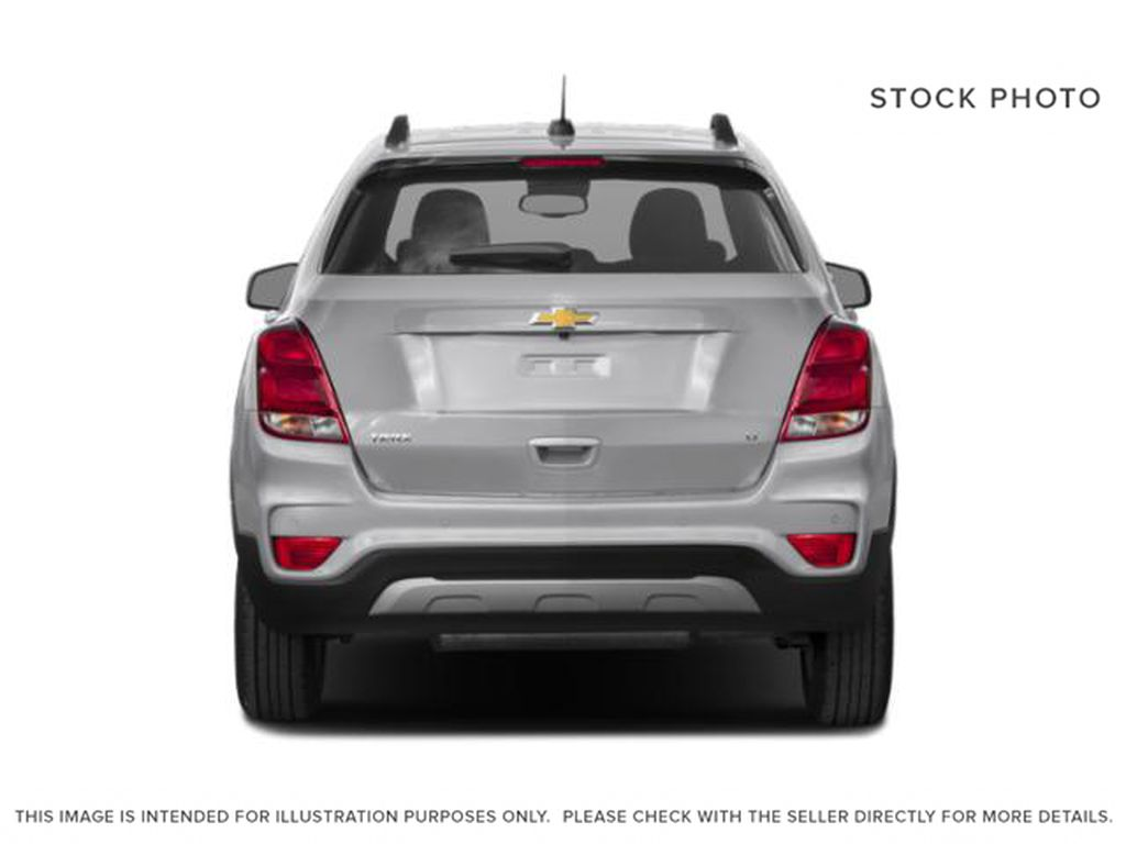 2021 Chevrolet Trax Rear of Vehicle Photo in Barrhead AB