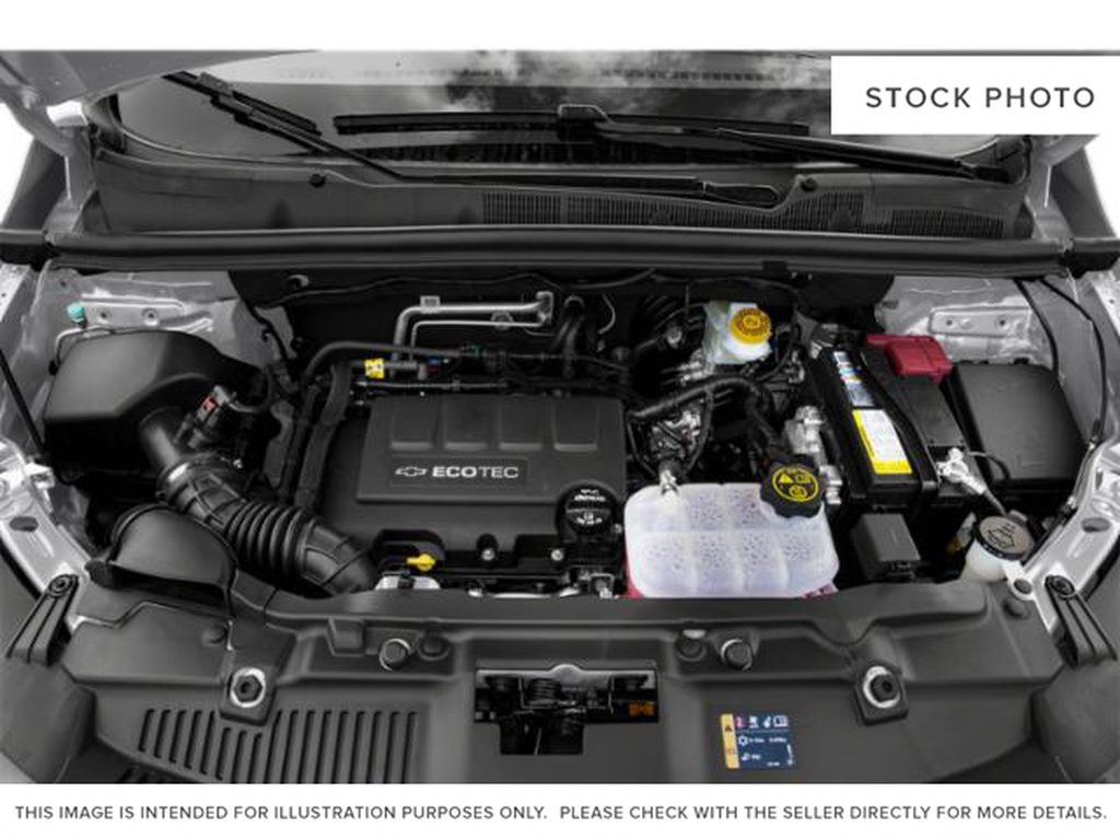 2021 Chevrolet Trax Engine Compartment Photo in Barrhead AB