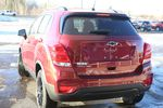 Grey 2021 Chevrolet Trax Left Front Rim and Tire Photo in Barrhead AB