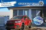Grey 2021 Chevrolet Trax Primary Listing Photo in Barrhead AB