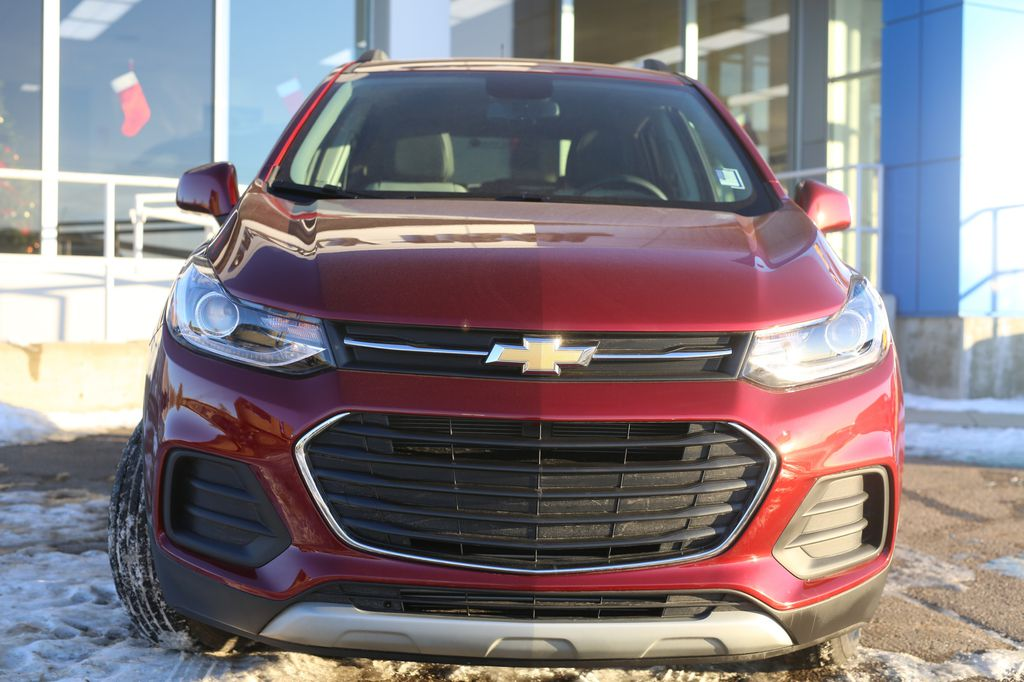2021 Chevrolet Trax Sunroof Photo in Barrhead AB