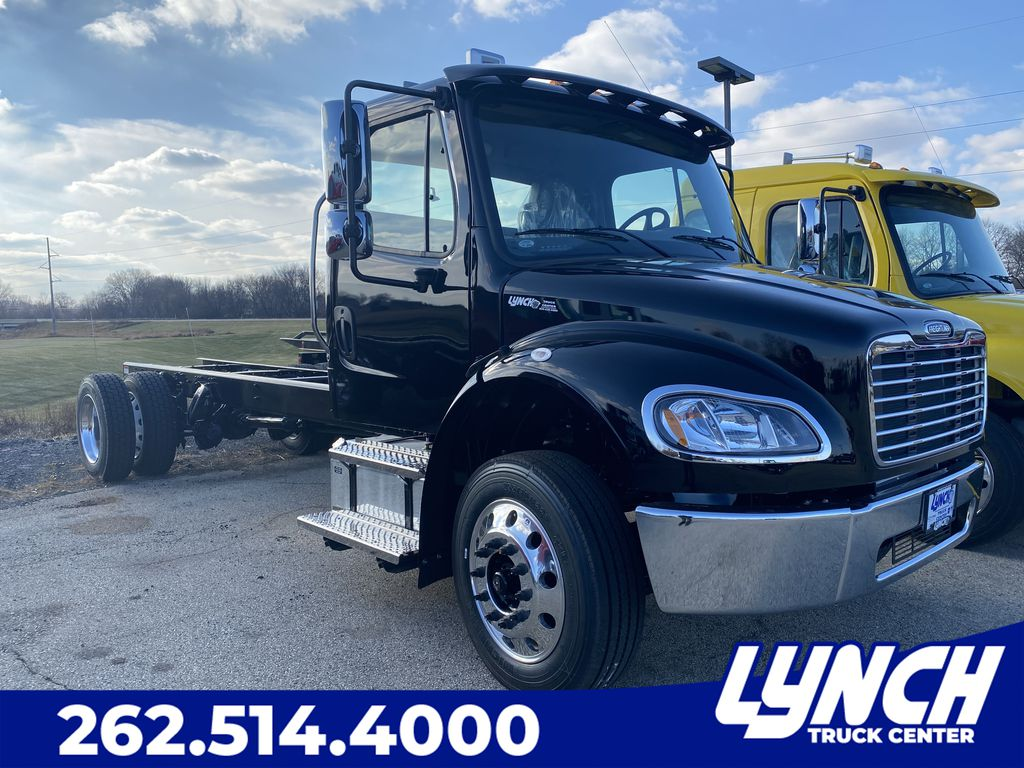 New 2021 Freightliner M2 BASE