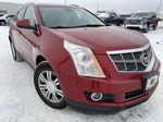 Red[Crystal Red Tintcoat] 2011 Cadillac SRX Right Front Corner Photo in Edmonton AB