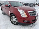 Red[Crystal Red Tintcoat] 2011 Cadillac SRX Primary Listing Photo in Edmonton AB