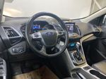 WHITE 2013 Ford Escape Steering Wheel and Dash Photo in Edmonton AB
