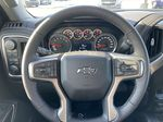 White[Summit White] 2021 Chevrolet Silverado 1500 LT Trail Boss Steering Wheel and Dash Photo in Calgary AB