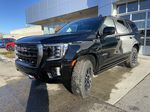 Black[Onyx Black] 2021 GMC Yukon AT4 Left Front Head Light / Bumper and Grill in Calgary AB