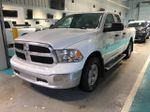 """White 2019 Ram 1500 Classic ST 4x4 Quad Cab 6'4"""" Box *Tow Package*Trailer Hitch*Bluetooth* Primary Listing Photo in Brandon MB"""