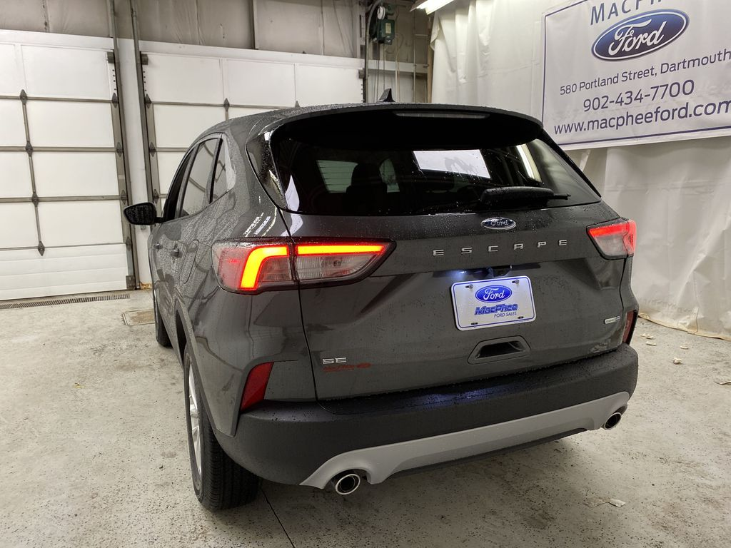 MAGNETIC 2020 Ford Escape Rear of Vehicle Photo in Dartmouth NS