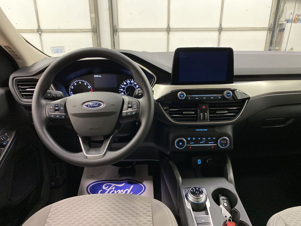 MAGNETIC 2020 Ford Escape Strng Wheel: Frm Rear in Dartmouth NS