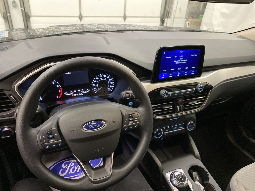 MAGNETIC 2020 Ford Escape Steering Wheel and Dash Photo in Dartmouth NS