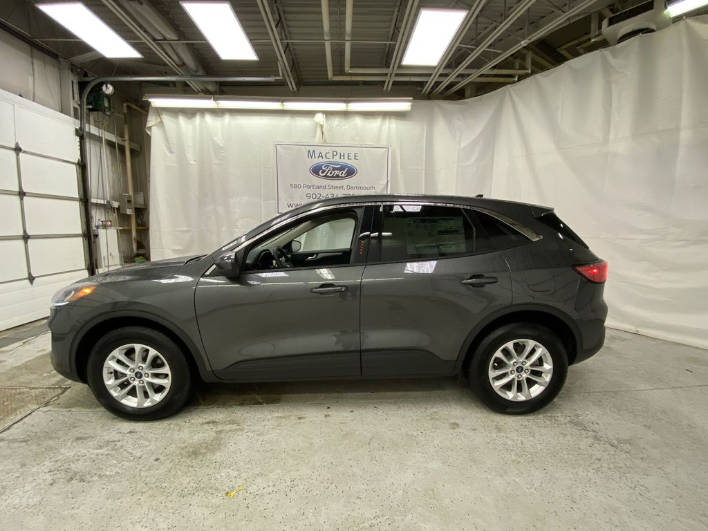 MAGNETIC 2020 Ford Escape Left Side Photo in Dartmouth NS