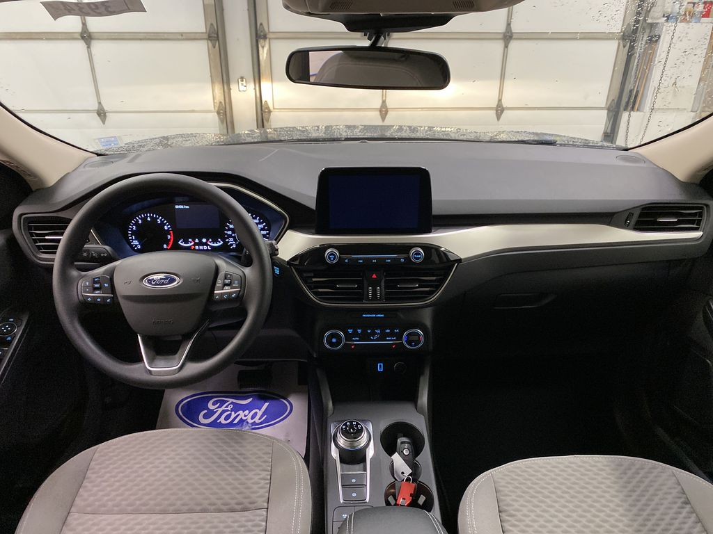 MAGNETIC 2020 Ford Escape Strng Wheel/Dash Photo: Frm Rear in Dartmouth NS