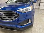 Blue[Atlas Blue Metallic] 2020 Ford Edge Left Front Head Light / Bumper and Grill in Dartmouth NS