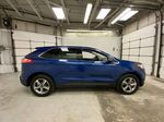 Blue[Atlas Blue Metallic] 2020 Ford Edge Right Side Photo in Dartmouth NS