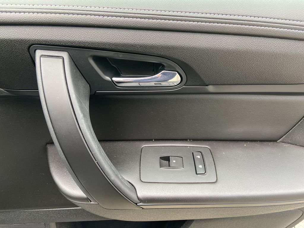 White[White Frost Tricoat] 2016 GMC Acadia SLE Passenger Front Door Controls Photo in Calgary AB