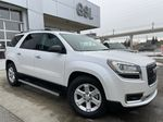 White[White Frost Tricoat] 2016 GMC Acadia SLE Primary Listing Photo in Calgary AB