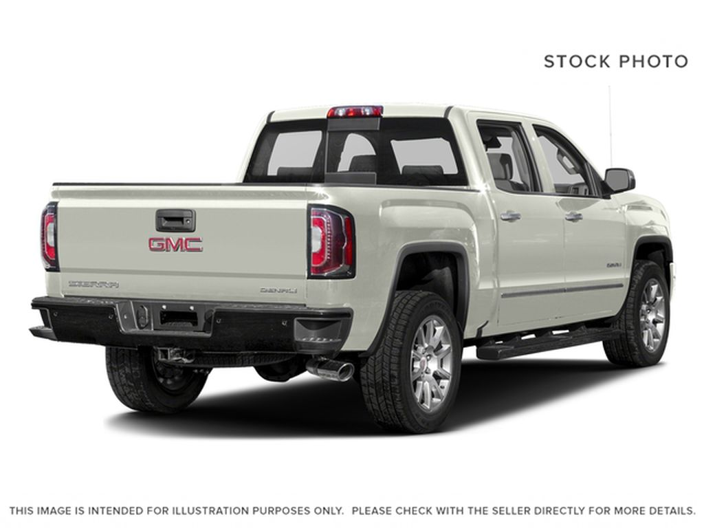 White[White Frost Tricoat] 2017 GMC Sierra 1500 Right Rear Corner Photo in Cold Lake AB