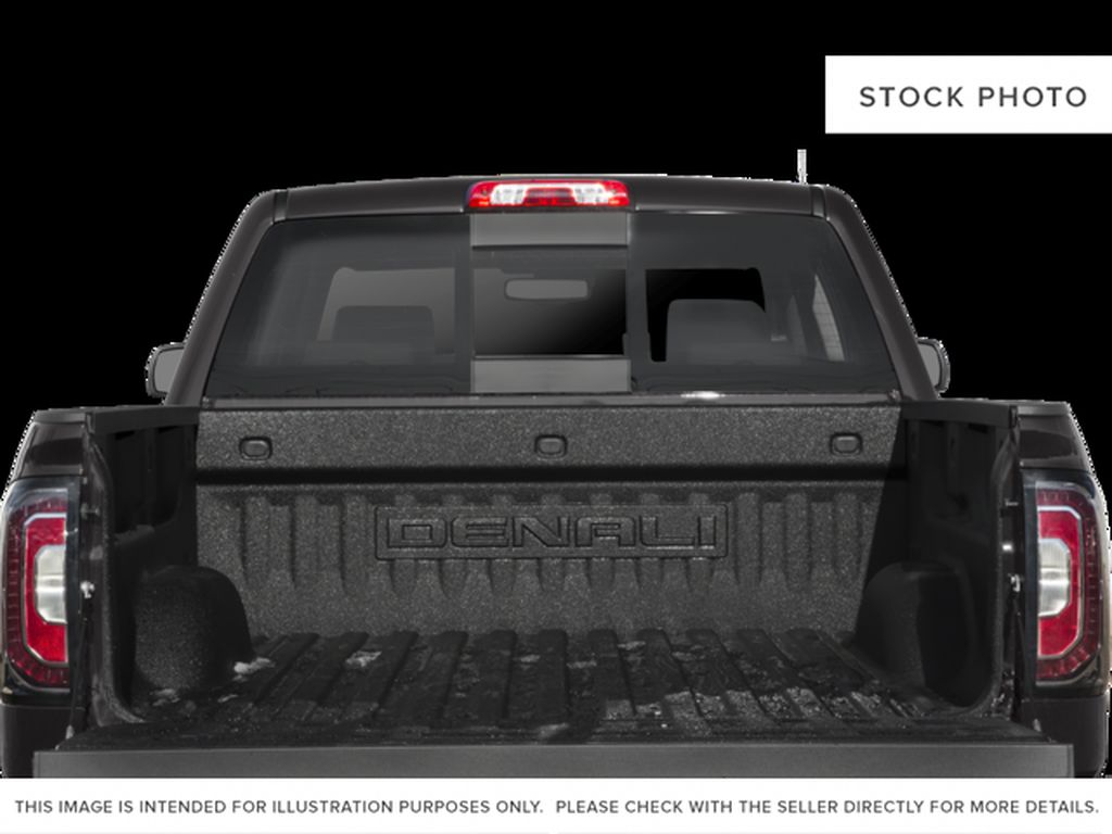 White[White Frost Tricoat] 2017 GMC Sierra 1500 Trunk / Cargo Area Photo in Cold Lake AB