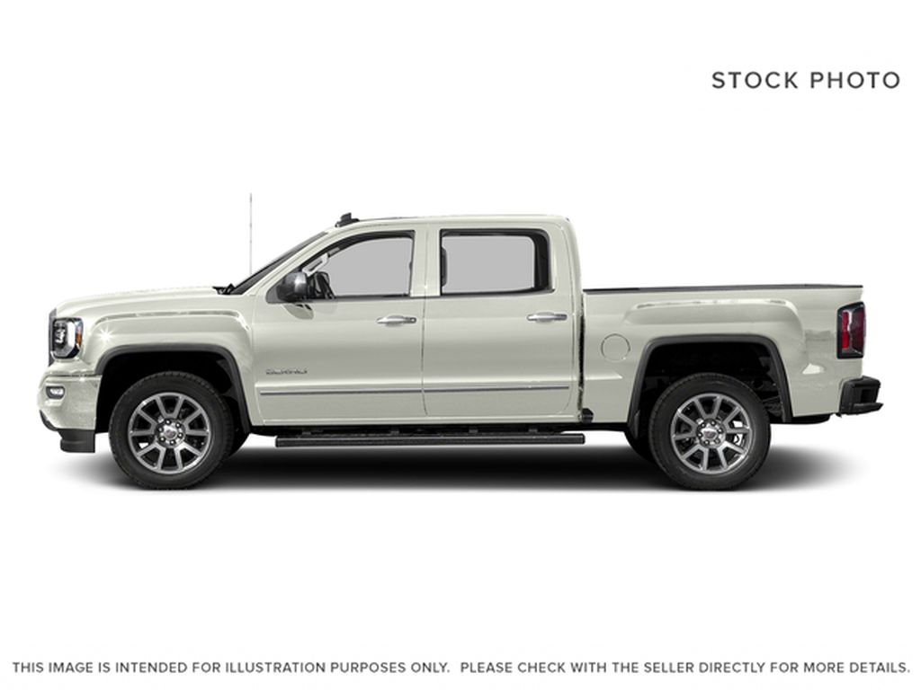 White[White Frost Tricoat] 2017 GMC Sierra 1500 Left Side Photo in Cold Lake AB