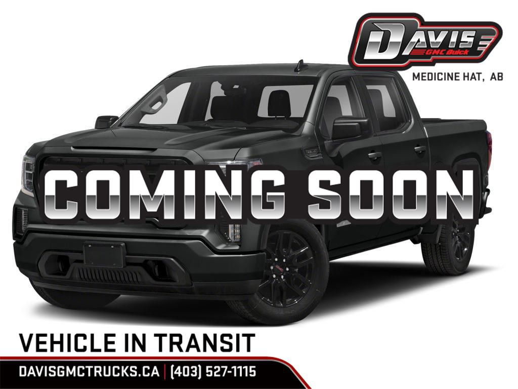 Dark Grey 2021 GMC Sierra 1500