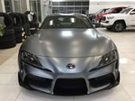 Gray[Phantom] 2021 Toyota GR Supra 3.0 Front Vehicle Photo in Sherwood Park AB
