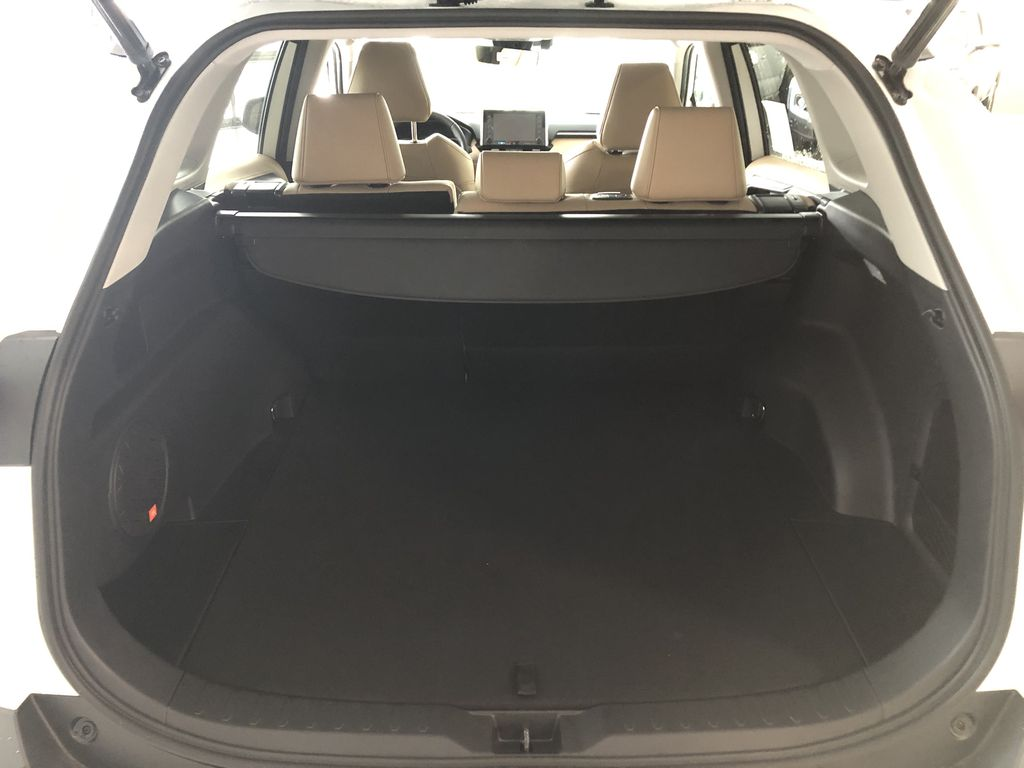 Blizzard Pearl 2021 Toyota RAV4 Hybrid Limited Left Driver Controlled Options Photo in Edmonton AB