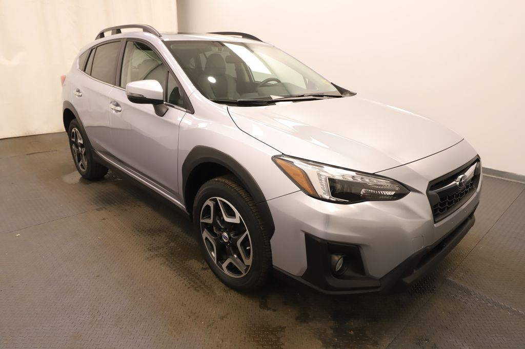 Silver 2018 Subaru Crosstrek Left Front Head Light / Bumper and Grill in Lethbridge AB