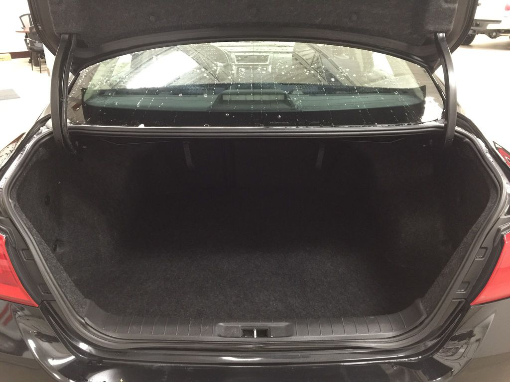 Black[Super Black] 2017 Nissan Altima Cargo Area/Rear Seats Photo in Sherwood Park AB
