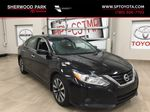 Black[Super Black] 2017 Nissan Altima Primary Listing Photo in Sherwood Park AB