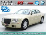 Gold[White Gold Pearl] 2010 Chrysler 300 Limited - Leather, Sunroof, SiriusXM Radio, CHEAP Primary Listing Photo in Winnipeg MB