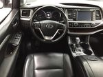 White[Blizzard Pearl] 2017 Toyota Highlander XLE Left Front Seat Photo in Sherwood Park AB