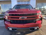 Red[Cherry Red Tintcoat] 2021 Chevrolet Silverado 1500 RST Front Vehicle Photo in Calgary AB