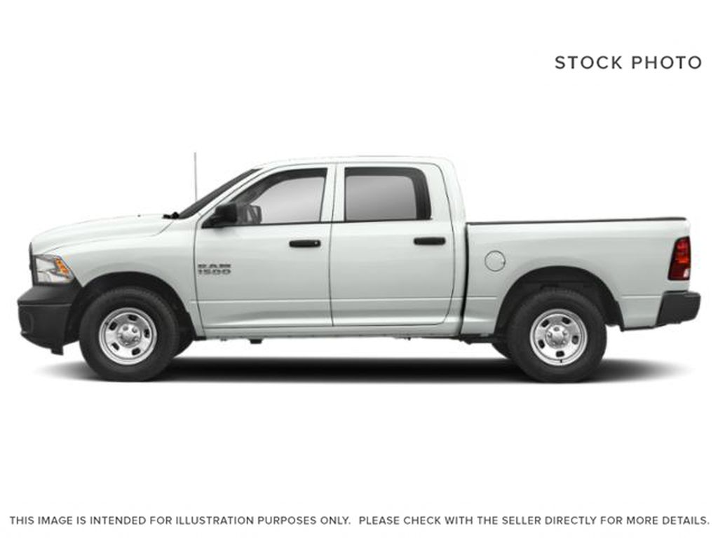 White[Bright White] 2020 Ram 1500 Classic Left Side Photo in Cold Lake AB