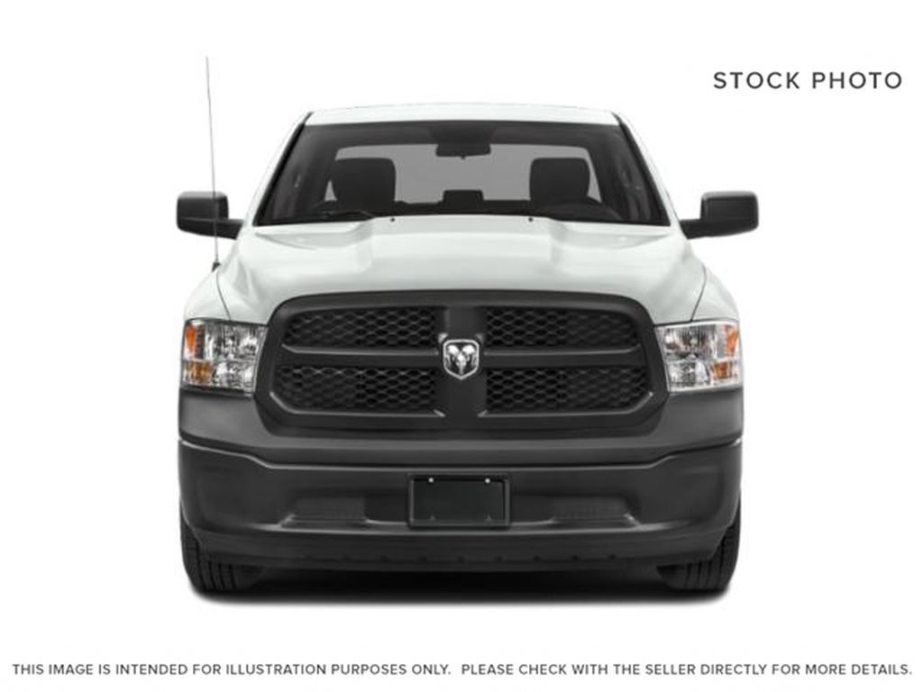 White[Bright White] 2020 Ram 1500 Classic Front Vehicle Photo in Cold Lake AB