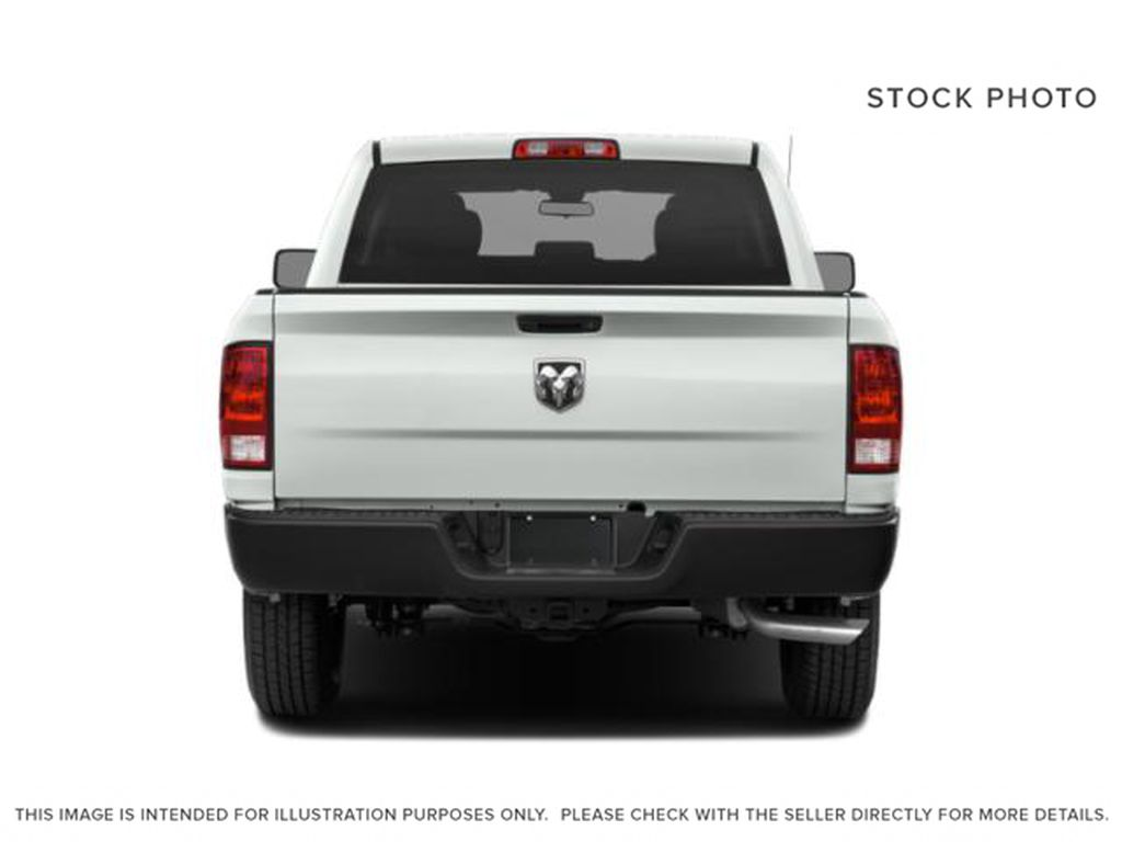 White[Bright White] 2020 Ram 1500 Classic Rear of Vehicle Photo in Cold Lake AB