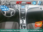 Silver[Shimmering Silver Metallic] 2013 Hyundai Elantra GT  GLS - AUTO, Panoramic Roof, Bluetooth Central Dash Options Photo in Winnipeg MB